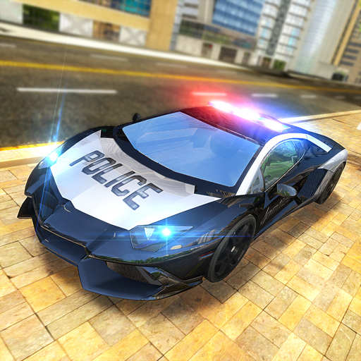 Top Speed Car Racing - Police Chase Car Drift Drive Simulator 2018