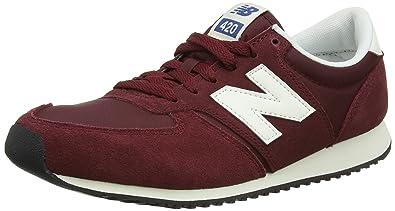 55323d006bdf New Balance U420RDW, Baskets Mixte Adulte, Rouge (Dark Red), 37 EU