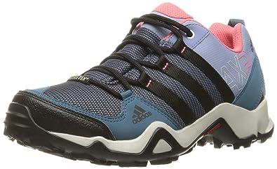 b6ba8350f4 adidas AX 2 GTX Chaussures - Carbone/Noir/Rose bahãa 5 - - Bleu ...