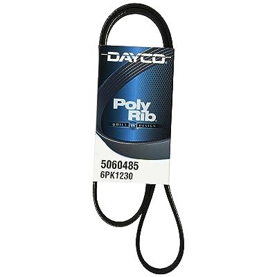 Dayco 5060485 Serpentine Belt: Automotive