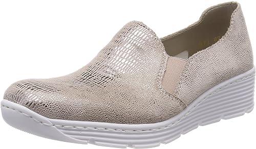 Damen Schuhe Rieker Damen 587b0 Slipper Schuhe Schuhe