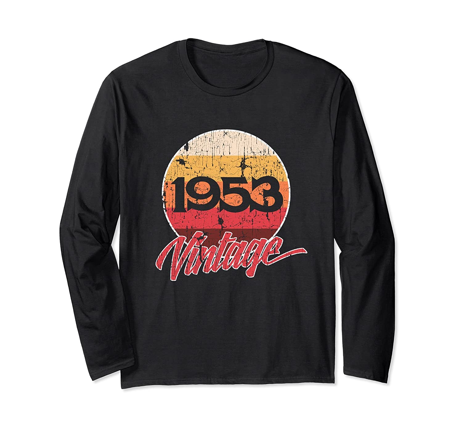Vintage 1953 50s 65th Birthday Shirt For Mom Dad Uncle Anz