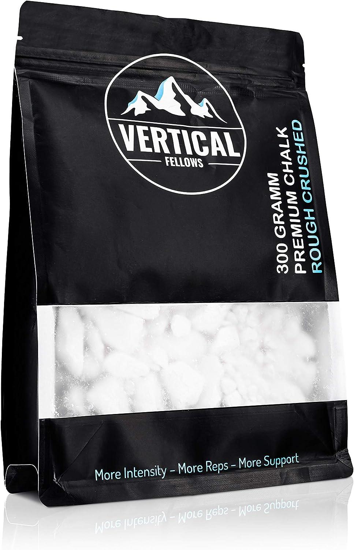VERTICAL FELLOWS Tiza para escalada (300 g, magnesia ...
