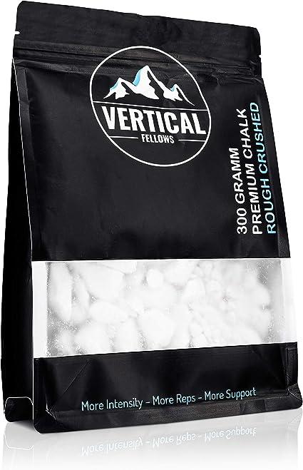 VERTICAL FELLOWS Tiza para escalada (300 g, magnesia, para ...