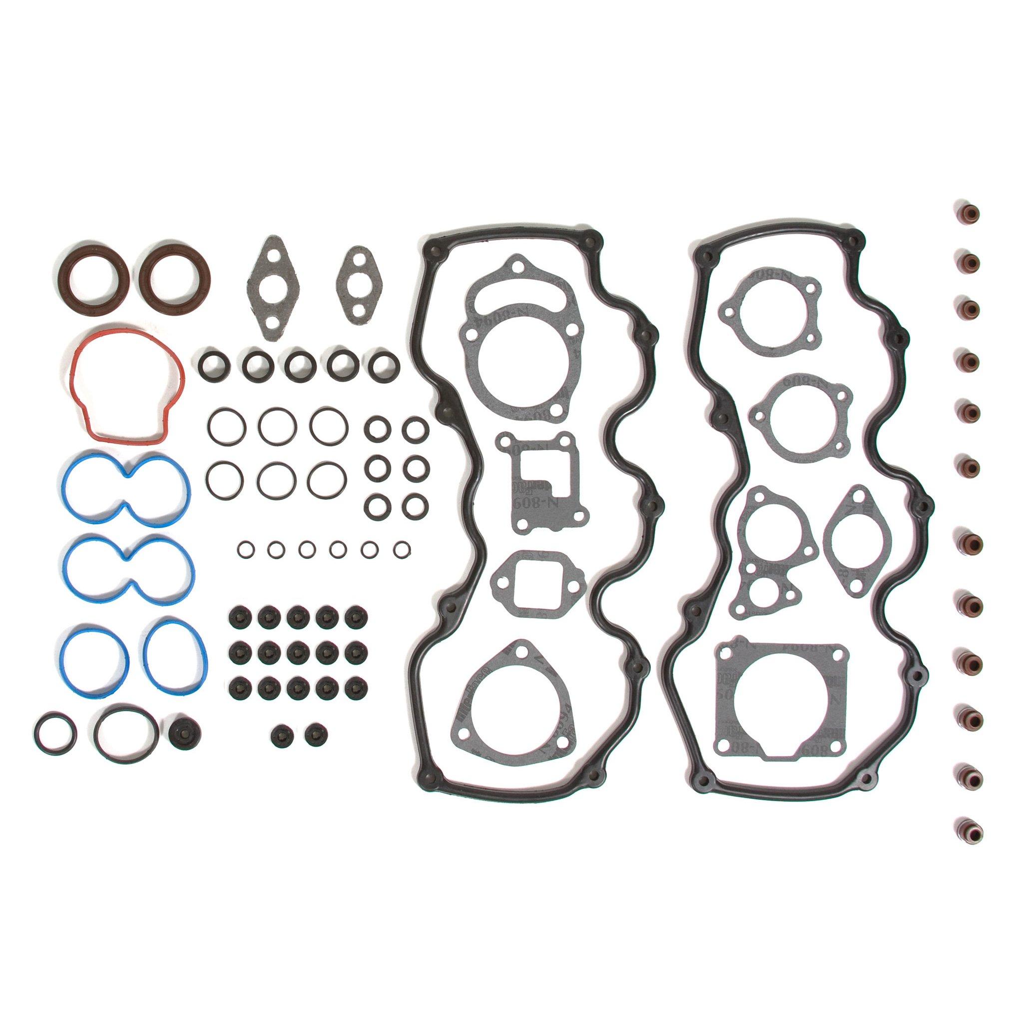 Standard Size Evergreen RS3021-EVE.STD Fits 96-04 Nissan Pathfinder Frontier Quest Infiniti QX4 3.3L VG33E Engine Piston Ring Set
