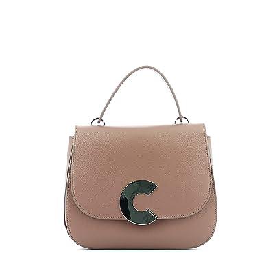 e686d7dd5e8 Image Unavailable. Image not available for. Color  COCCINELLE Bag Craquante Female  Pink - E1CN5180101P03