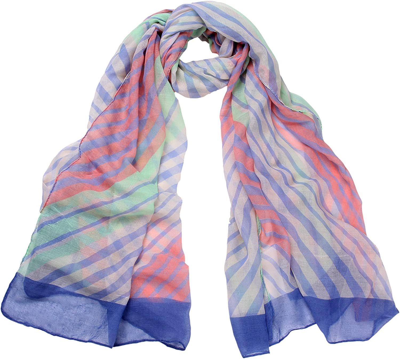 unisexe 01016057 styleBREAKER /écharpe avec motif en petites et grandes /étoiles