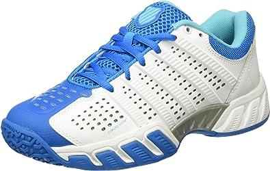 K-Swiss Bigshot Light - Zapatillas para Mujer, Color Blanco, Talla 36: Amazon.es: Zapatos y complementos