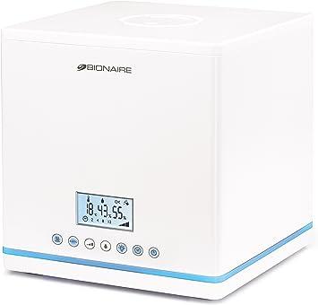 Opinión sobre Bionaire - Humidificador ultrasónico digital, BU7500-050
