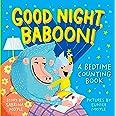 Good Night, Baboon!: A Bedtime Counting Book (Hello!Lucky)