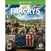 Far Cry 5 Standard Edition for Xbox One by Ubisoft