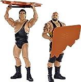 Andre The Gigante & Grande Spettacolo - Wwe Battle Packs 33 Wwe Giocattolo Wrestling Figura di azione 2 Pz
