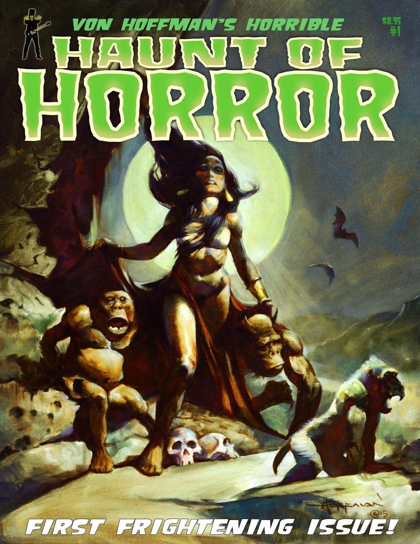 Read Online Haunt of Horror ebook