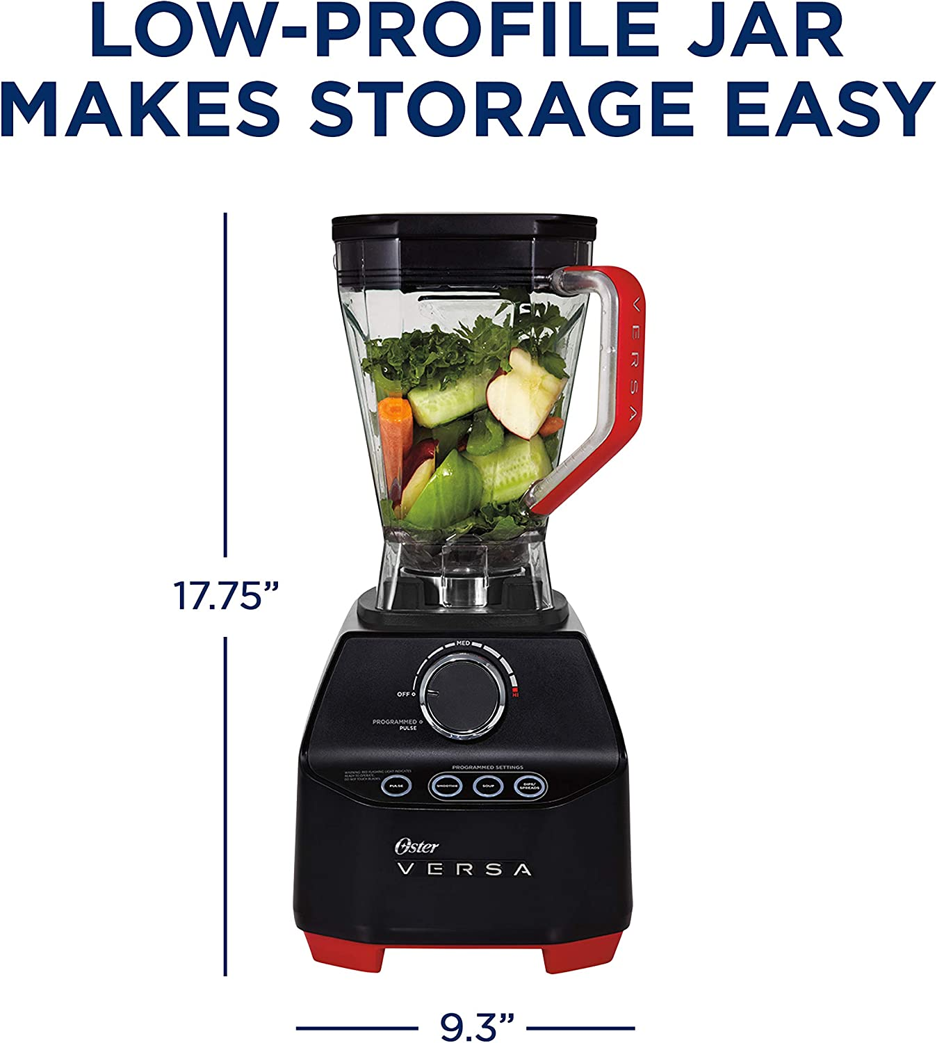 What To Expect From The Oster Versa 1400 Blender?
