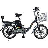 Bicicleta Elétrica Biobike URBANA Aro 20