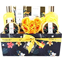 Spa Gift Baskets, Spa Luxetique Spa Bath Set, Valentines Day Gift Set for Women, 12pcs Bath and Body Work Gift Set, Spa…
