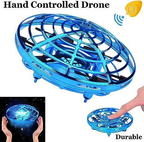 YLJYJ Drone Bola Voladora RC, Flying Juguetes Mini UFO Drone ...