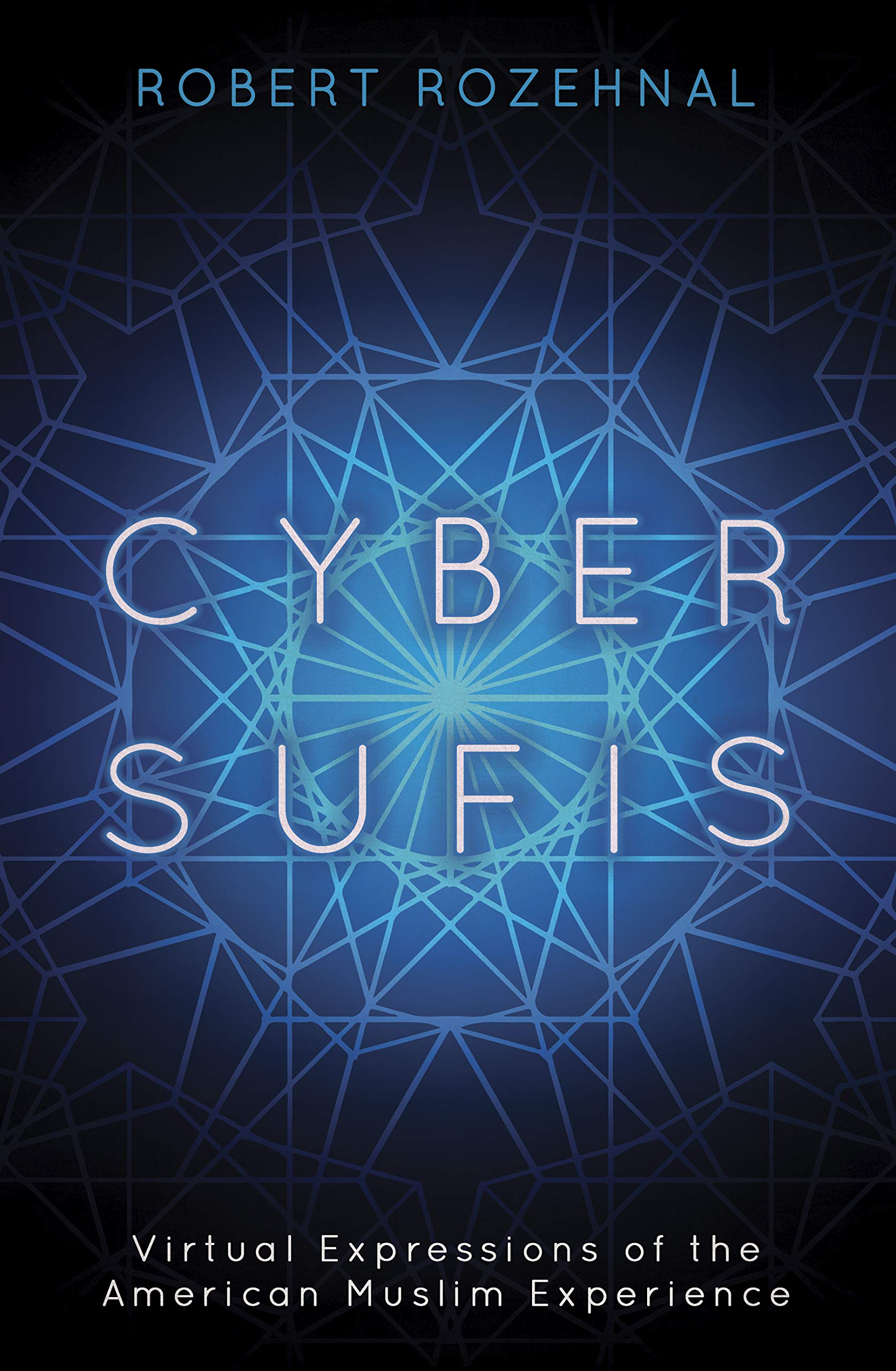 Book cover of Cyber Sufis