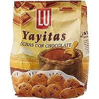 Yayitas Chocolate - Galletas de Cereales, 1 Paquete de 250 g
