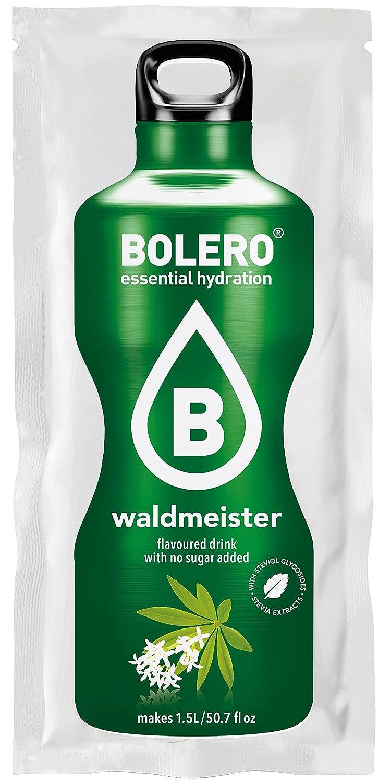 Bolero Drink - Waldmeister mit Stevia (12er Pack): Amazon.de ...