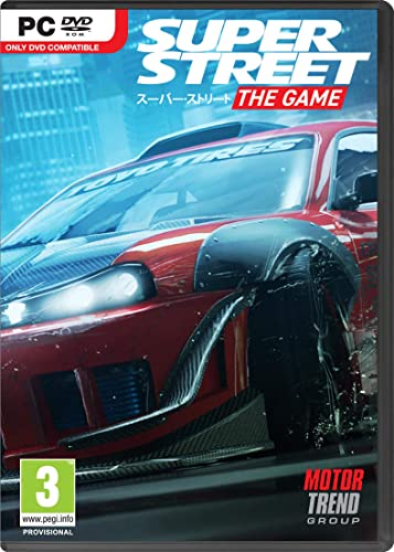 Super Street: The Game (Nintendo Switch): Amazon co uk: PC