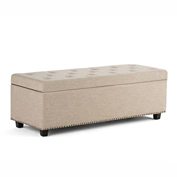 large square storage ottoman australia ikea canada home rectangular bench natural