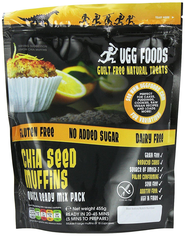 Chia Muffin Mix - 455g: Amazon.es: Alimentación y bebidas