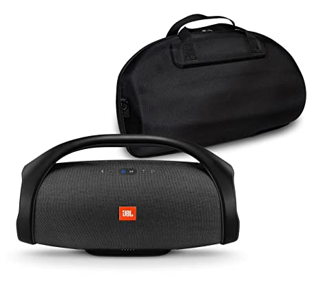 Review JBL Boombox Portable Bluetooth