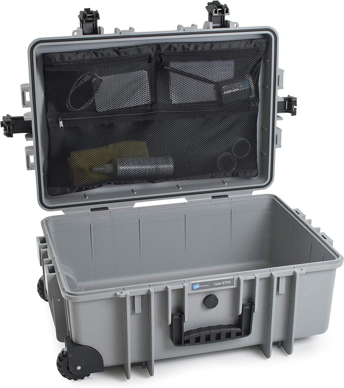 B W Outdoor Cases Netzdeckeltasche Für Outdoor Case Kamera