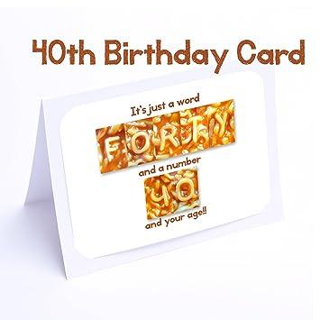 Tarjetas de cumpleaños (para espaguetis letras grandes ...