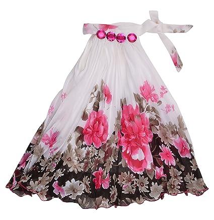 Cartel Beautifully Designed Girls Frock/Dress- 3Yrs - 4 Yrs Girls' Dresses & Jumpsuits at amazon
