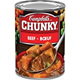 Campbell's Chunky Beef Soup, 540 mL
