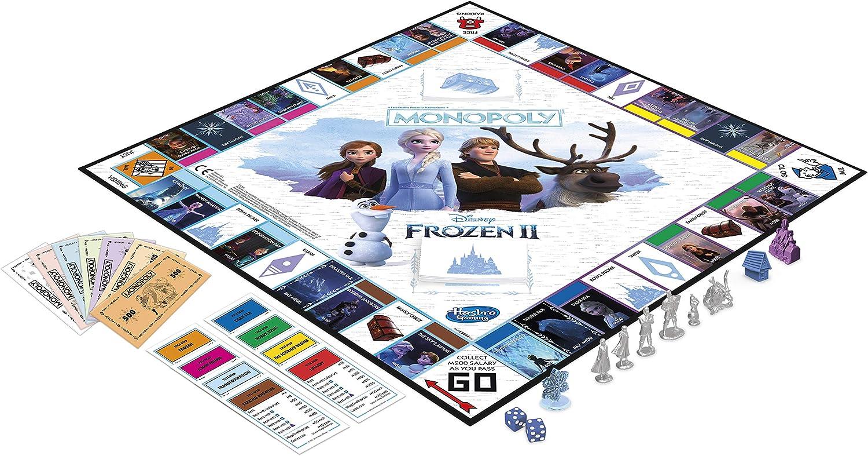 Monopoly Frozen: Amazon.es: Juguetes y juegos