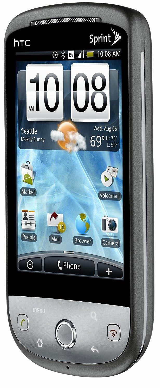 amazon com htc hero grey sprint cell phones u0026 accessories