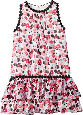 b2e3a2f60 Amazon.com: Kate Spade New York Kids Baby Girl's Blooming Floral Dress  (Toddler/Little Kids) Blooming Floral 2T: Clothing