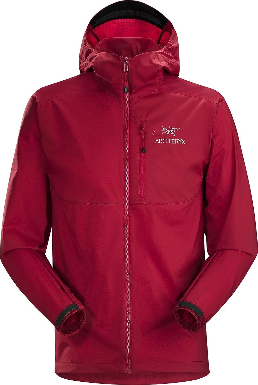 ARC'TERYX(アークテリクス) Squamish Hoody Men's スコーミッシュ フーディ メンズ 13647 B078N3F1J8 X-Small|Red Beach Red Beach X-Small