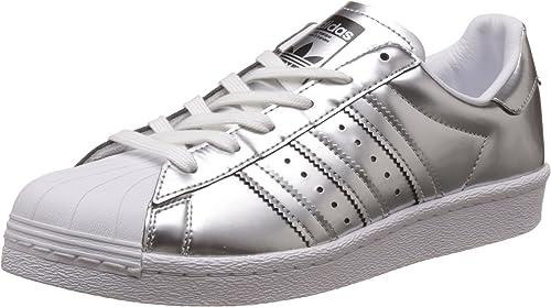 adidas Originals Superstar W Boost Silver Sneakers BB2271