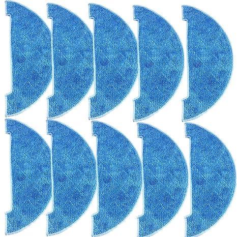 CAOQAO - Juego de 10 aspiradores de Piezas para Aspirador iLife V8 ...