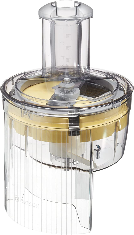 Bosch MUZ5CC1 - Accesorio para cortar en dados para robot de cocina Bosch MUM 5: Amazon.es: Hogar