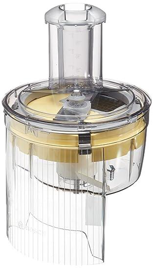 Amazon De Bosch Muz5cc1 Wurfelschneider Fur Bosch Kuchenmaschine Mum5