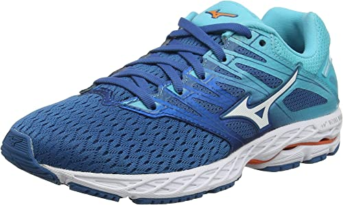 Mizuno Wave Shadow 2, Zapatillas de Running para Mujer: Amazon ...