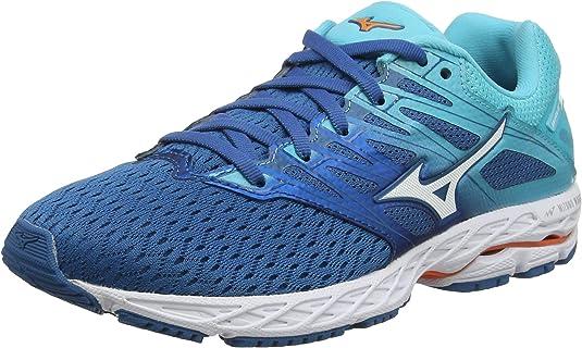 Mizuno Wave Shadow 2, Zapatillas de Running para Mujer: Amazon.es: Zapatos y complementos