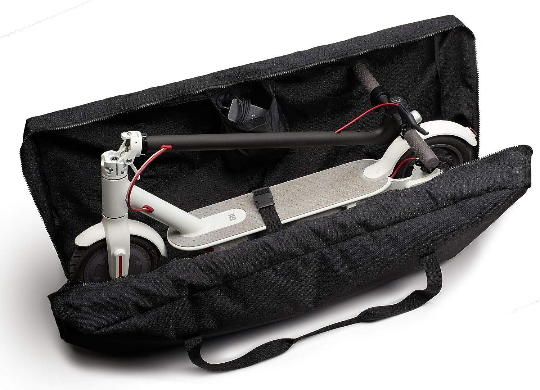 lamaki:Lab Bolsa de Transporte e-Scooter Xiaomi Mijia M365 Bag Funda de Scooter Patinete eléctrico Manillar Extra Robusto Resistente a la Rotura Impermeable 115 * 45 * 50 cm