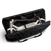 lamaki:Lab Bolsa de Transporte e-Scooter, Elegante y Confortable para Xiaomi Mijia M365 Funda de Scooter Patinete eléctrico Manillar Extra Robusto Resistente a la Rotura Impermeable 110 * 45 * 50 cm