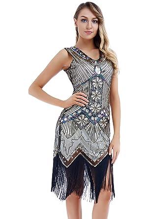Great Gatsby Flapper Dress