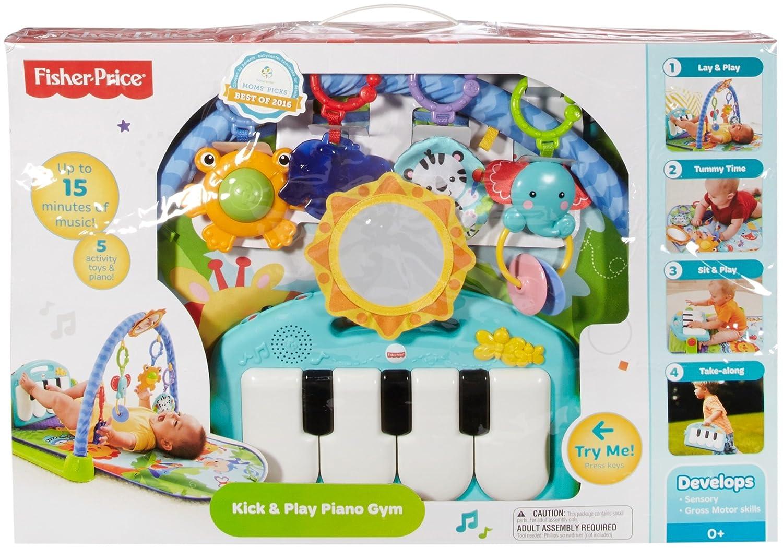 FISHER-PRICE - Tapis Piano: Amazon.es: Juguetes y juegos