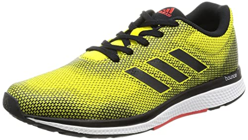 8639a6d1d adidas Performance Mana Bounce 2 M Aramis Men's Running Shoes Yellow  B39022, Size:46