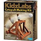 4M Catapult Making Building Kit, Multicolor