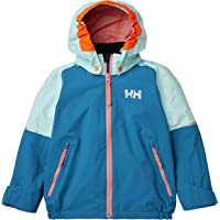 Helly Hansen K Shelter Invierno Chaqueta Impermeable, Unisex niños