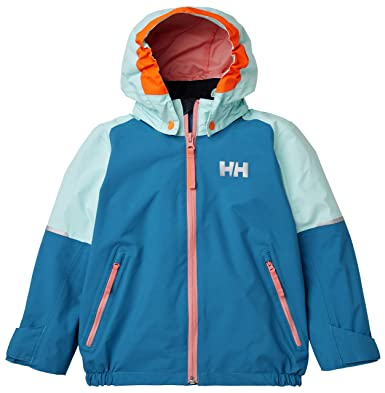 Helly Hansen K Shelter Invierno Chaqueta Impermeable, Unisex ...